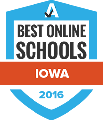 Best Online Schools in Iowa