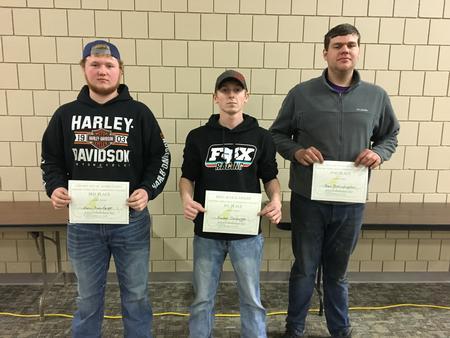 Image of Technical Skills Winners